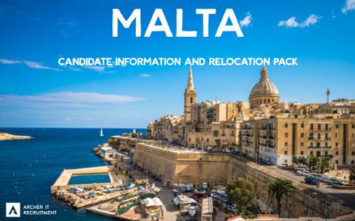 Archer IT Recruitment Candidate Information & Relocation Pack Malta